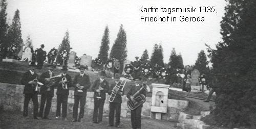Karfreitagsmusik 1935
